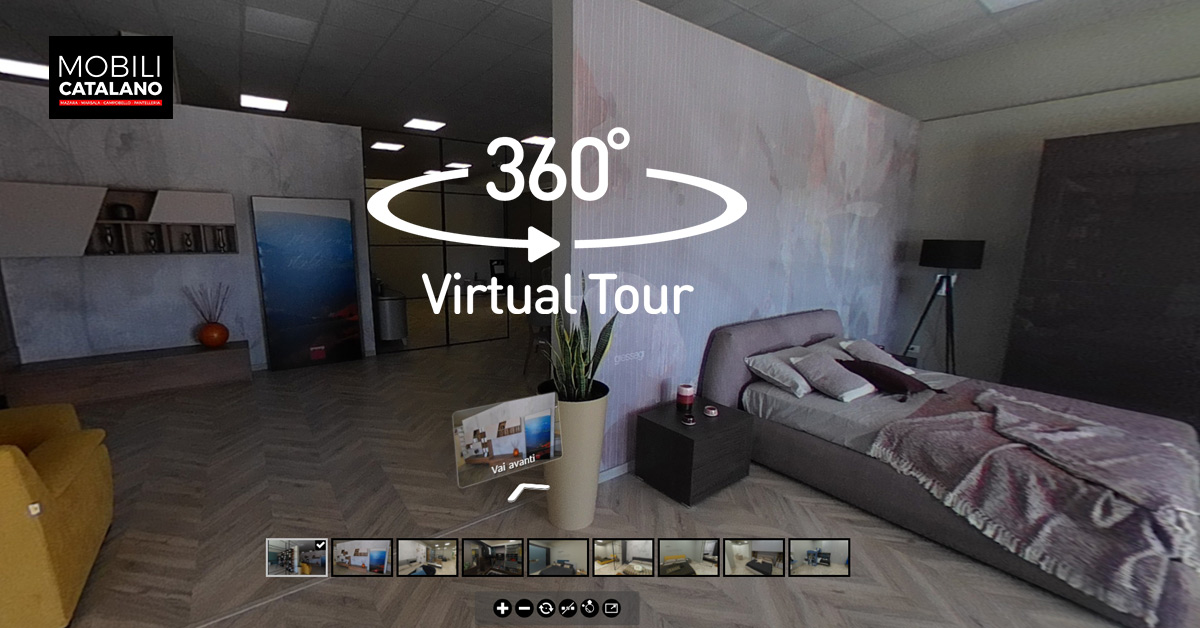 Tour Virtuale showroom GIESSEGI